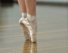 Nutcracker role is the pointe of ballet competition