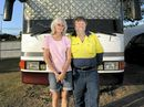 IT'S been home to grey nomad workers for more than 18 months, but now a Gladstone Regional Council order has left many motorhome residents with nowhere to go.