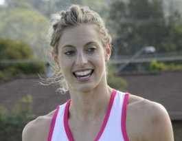 Laura to lead the Diamonds into the Netball World Cup