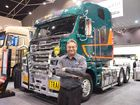 Perth's big truck show on this weekend