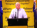 Clive Palmer reveals 'plan to destroy Peter Slipper'