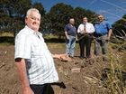 IPSWICH'S wartime heritage has been bulldozed and smashed to pieces by Main Roads contractors in a careless act that has Redbank RSL Sub-Branch members fuming.