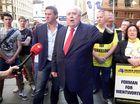 Clive Palmer attacks Rudd over job losses