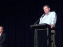 Peter Slipper at Meet the Candidates Forum