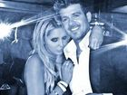 Blurred Lines: Thicke snapped at party with young blonde