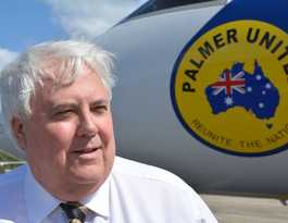 Clive Palmer's businesses facing cashflow crisis