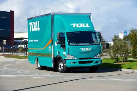 Toll's first