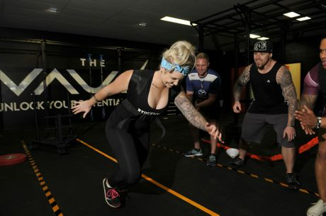 Trainer Amanda Wilson is part of Toowoomba's newest gym The Vault, which is opening in mid-September.