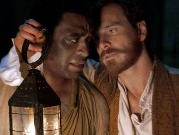 Three Brits are likely to be in the running for Oscars including Ejiofor for best actor and Fassbender for best supporting actor