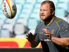 WALLABIES coach Ewen McKenzie has beefed up his pack ahead of the daunting two-game Rugby Championship tour of South Africa and Argentina.