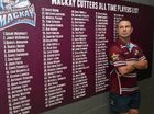 RUGBY LEAGUE: Departing Mackay Cutters coach Kim Williams says he will always remember his time with the club fondly.