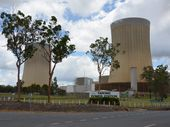 A man has died after an incident at Tarong Power Station on Sunday morning.