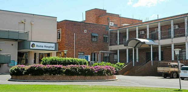 A new Roma Hospital could be on the cards with the current hospital needing significant repairs.