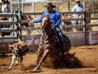 IF ALL-around standings determine the strongest rodeo region in the state, Central Queensland certainly wins hands down.