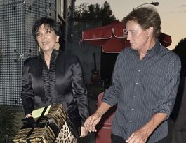 Kris Jenner sheds tears over Bruce Jenner's gender transition