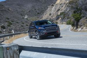 The Jeep Cherokee.