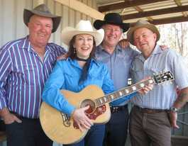 Bush Balladeer's Music Muster hits high note
