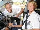 GPS device to track speed of young drivers for their parents