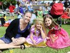 The Jacaranda Children's Party at Market Square on Saturday morning. Photos JoJo Newby / The Daily Examiner
