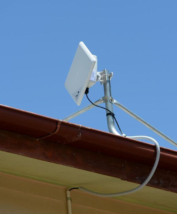 ... to access the NBN. Photo: Chris Ison / The Morning Bulletin Chris Ison