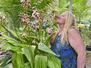 WHEN Maree Saunders arrived at her Waterview Heights home it was just a house on a bare block, no trees, no shrubs and certainly no 15 year-old bromeliads.