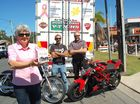 ROLL up for a mystery tour. Sunday is the time to go pink, mount your bikes and raise some money for a good cause during the Pink Ribbon Mystery Motorbike Ride.