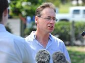 ENVIRONMENT Minister Greg Hunt has hit out at Labor's plan to offset all Australia's carbon emissions by 2050.