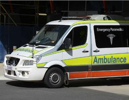 Paramedics kept busy with two crashes