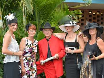 Frocked-up and looking fabulous, here are our Melbourne Cup 2013 social pics.