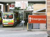 """HOSPITALS across the state are being told to focus on improving their emergency departments and avoid having ambulances queued with patients inside, also known as """"ramping""""."""