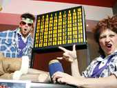 FLANNIES and thongs and tinnies of your favourite amber fluid will be the order of the day at the second Ipswich Bogan Bingo fundraiser on Friday.