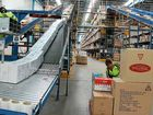 Big W distribution centre packed with success