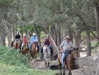 Australia Day at Bestbrook horse riding