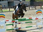 Showjumping sisters savour sweet Sydney success
