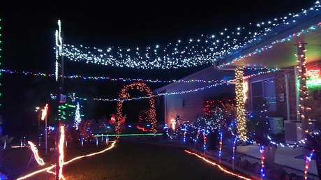 THE winner of the 2013 Whitsunday Times Christmas lights competition is Harry and Fay Milne of Proserpine, with Gary Roser and Courtney Leifels of Cannonvale hot on their heels in second