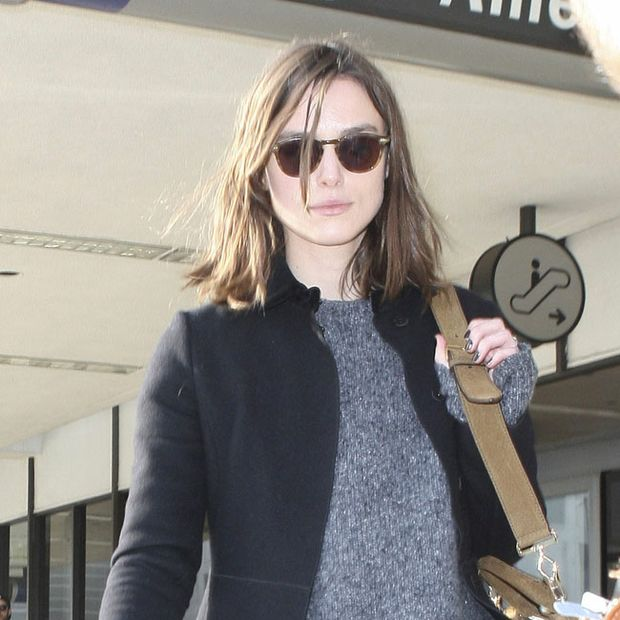 Keira Knightly says women are not given the same opportunities as men in the film industry.