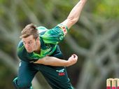 WARWICK fast bowler Mark Steketee has been named in the Queensland Bulls Shield 12 for the first time but will not play in the Shield game.
