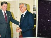 IT WAS the public self-destruction of the federal Coalition Opposition which secured Bob Hawke's  return to The Lodge for his second term as Minister in 1987.