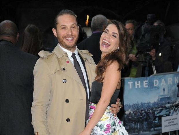 Pics Photos - Inception Star Tom Hardy And Girlfriend Are EngagedTom Hardy Girlfriend 2014