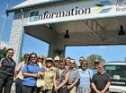 GLADSTONE'S tourist information centres are undergoing a thorough review to determine their futures.