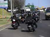 QUEENSLANDS' Liberal National government has made law and order – particularly its anti-bikie laws – a key part of its re-election pitch.