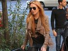 LINDSAY Lohan loves working out and has been hitting the gym more than ever.