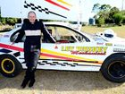 Lee Briskey is ready for the speedway in Rockhampton this Saturday night. Photo Sharyn O'Neill / The Morning Bulletin