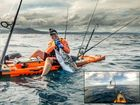 Kayaker tames a monster marlin off the Coffs Coast