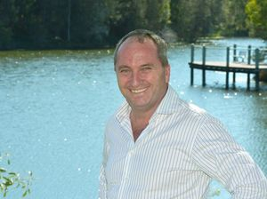 Agriculture Minister Barnaby Joyce has released an agricultural white paper, which lists big spending on water infrastructure.