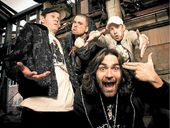 THE word mature is rarely used in the same sentence as hip hop act The Funkoars.