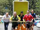 Dunny race organisers flush with expectation