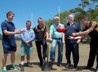 Tweed Coast Tigers pounce on grants to improve club