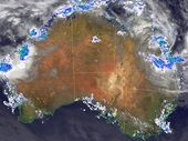 <strong>UPDATE:</strong> THE cyclone warning from Ayr to Sarina has subsequently been cancelled.