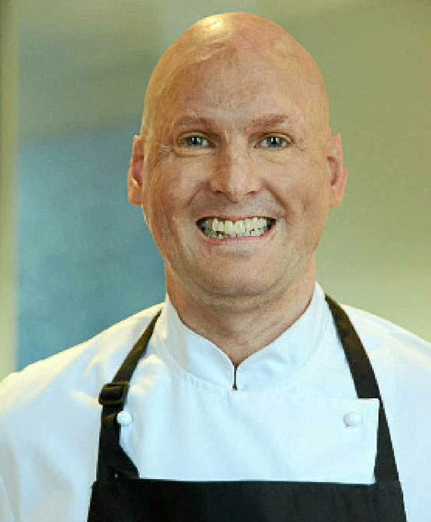 Chef Matt Golinski.